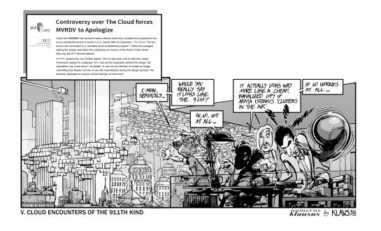 MVRDV Cloud Encounters