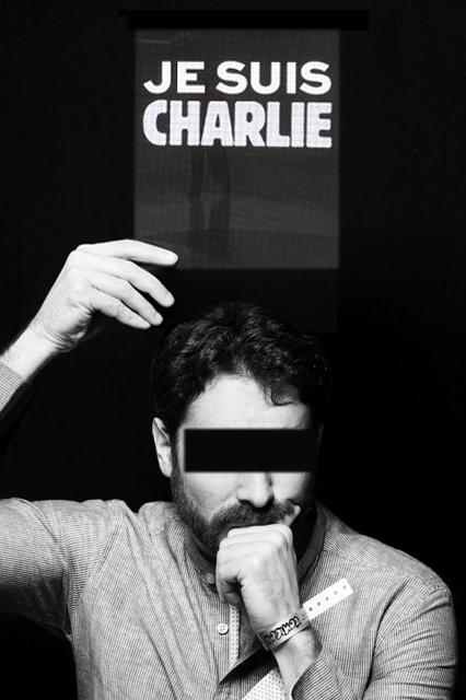 klaus-JE SUIS CHARLIE